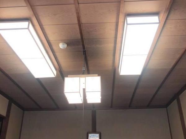 忌宮神社 LED照明リニューアル工事