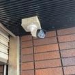 船舶会社駐車場に防犯カメラ設置の画像2