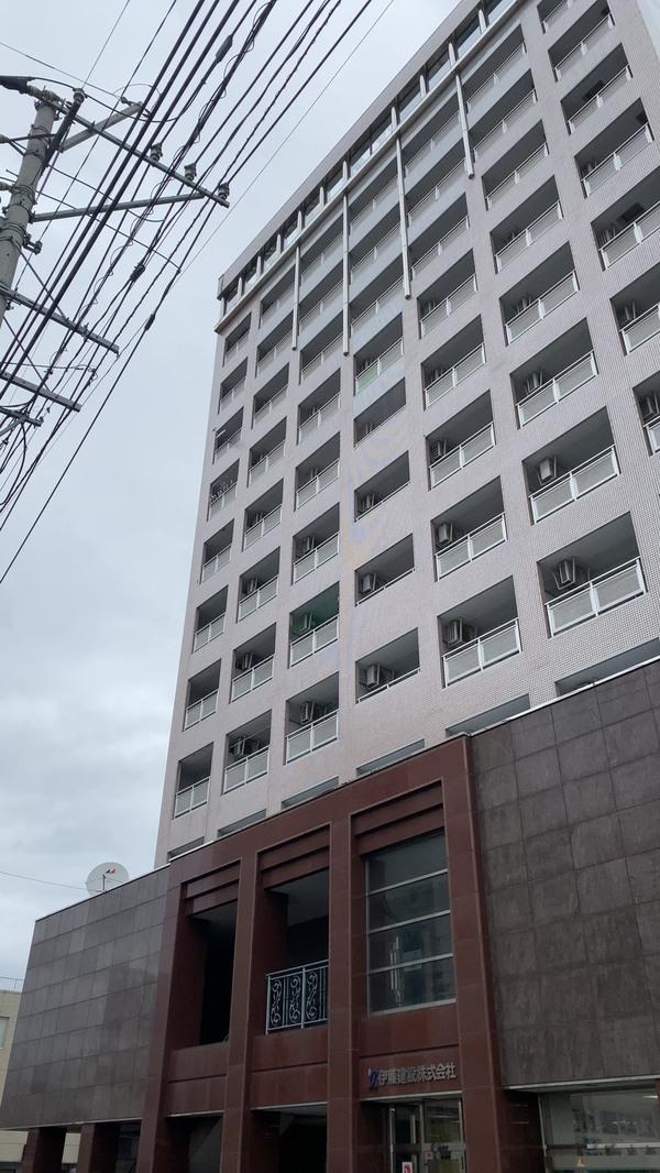 マンション集合インターホンリニューアル工事(大分県中津市)